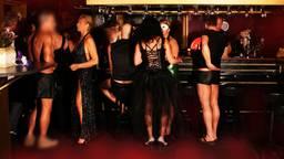 Parenclub Mystique in Rucphen. (foto: Frank van Loon)