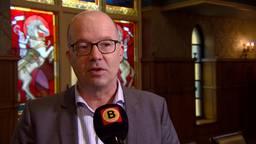 Directeur Fons Jurgens over de sluiting van de Efteling (Foto: Omroep Brabant).
