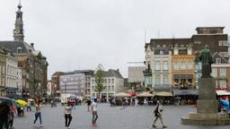 De Markt in Den Bosch (Archieffoto).