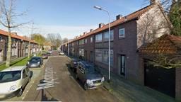 De Montgomerystraat in Tilburg (foto: Google Streetview).