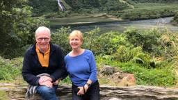 Peer en Dini zitten vast in Nieuw Zeeland