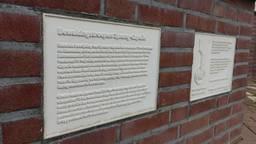 'Het is toch gênant', teksten op plaquettes oorlogsmonument Kapelsche Veer zijn onleesbaar