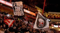 PSV-fans (foto: OrangePictures).