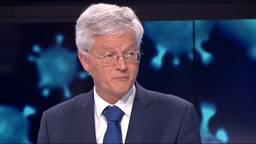 Burgemeester Theo Weterings van Tilburg
