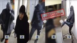 8 van de 9 relschoppers worden nog gezocht.