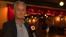 Dansschoolhouder Ruud Goetjaer in Etten-Leur. (foto: Raoul Cartens)