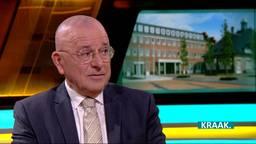 Burgemeester Pierre Bos van Boekel.
