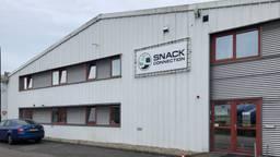 Het bedrijf Snack Connection waar vijftien mensen zijn besmet.