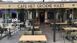 Het Groene Hart in Antwerpen (foto: Rogier Jongeneelen).