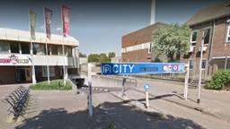 De locatie van de nieuwe teststraat in Helmond (foto: Google Streetview).