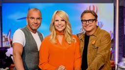 Jeroen, Linda en Guus (foto: Talpa)
