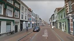 De Bosschstraat in het centrum van Breda, niet het appartement in kwestie. (Foto: Google Streetview)