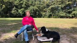 Suzanne Heukels van Hondenschool De Lijn.