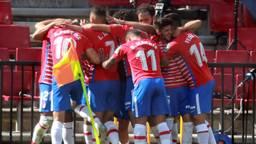 Granada CF won afgelopen weekend van Sevilla (foto: OrangePictures).