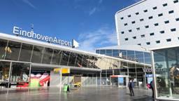 Het stil op Eindhoven Airport deze herftsvakantie (Foto: René van Hoof)