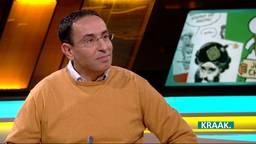 Youssef Azghari in KRAAK.
