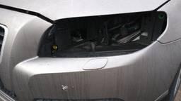 Verschillende Volvo-eigenaren troffen hun auto de afgelopen dagen zo aan.