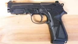 Een airsoft bb-pistool ter illustratie (foto: James Case/Flickr).