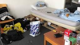 De mensen leefden in slechte omstandigheden (foto: gemeente Den Bosch).