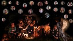 Schola Cantorum laat ons in een video de kerststal in de Sint-Jan zien.