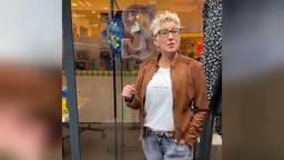 Onderneemster Natasja Willems werd twee keer beschuldigd illegaal haar winkel te openen. (Foto: archief)