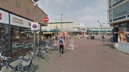 Winkelcentrum Roselaar in Roosendaal (foto: Google Streetview).
