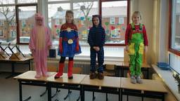 Carnaval op de Sint Jan in Dongen.