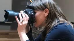 Paula van Overveld werkte voor de coronacrisis in de communicatie en fotografie.