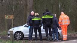 De verdachten werden in Cromvoirt opgepakt door een arrestatieteam. (Archieffoto)