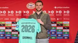 Joël Drommel. (Foto: PSV)