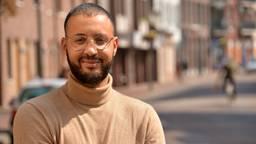 Ouhid Jaaouani in de Helmondse Heistraat (Foto: Alice van der Plas)