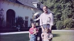 Het gezin van Gert de Haas.
