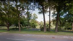 Het Van Sonsbeeckpark in Breda (foto: Google Streetview).