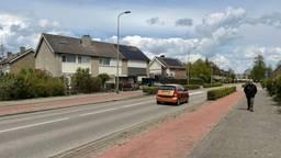 Als het aan de inwoners van Wouw ligt, gaat de snelheid op de Molensingel naar beneden.