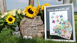 Bart en Jeanne Hornikx bezoeken 7 jaar na de ramp met de MH17 de boom van hun dochter en schoonzoon