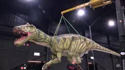 De Brabanthallen worden gevuld met dinosaurussen