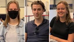 Deze jongeren zijn geprikt met het Janssen-vaccin.