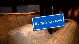 In Bergen op Zoom is onder de grond een verborgen vesting verstopt