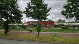 De man probeerde voor 900 euro aan spullen te jatten (foto: Google Streetview).
