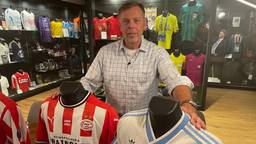 Jos wil het 'allerlelijkste' PSV-shirt graag hebben voor zijn voetbalmuseum