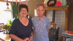 De trotse ouders van Harrie Lavreysen.
