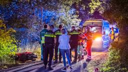 Scooterrijder zwaargewond na ongeval in Kaatsheuvel