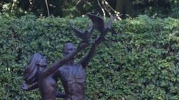 Monument voor coronaslachtoffers onthuld in Oisterwijk