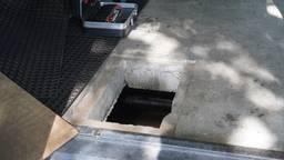 Ondergrondse hennepkwekerij gevonden