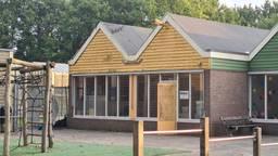 Basisschool Het Baken in Oss opent maandagochtend na de brand van zaterdag.
