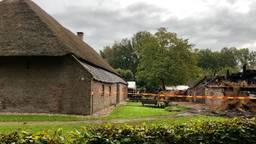 Museumboerderij Heeswijk-Dinther blijft nog lang dicht na brand