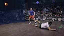 Milou van der Heijden uit Helmond baalt, squashen niet op Olympische Spelen in 2020