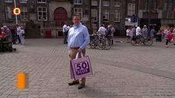 Laatste campagnedag voor Manders en Van Nistelrooij