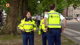 Protest van NVU in Deurne vanwege overval op juwelier Goldies rustig verlopen