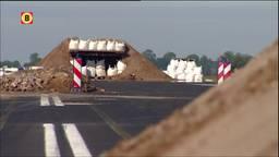 Voorbereidingen op ontmanteling van bommen op vliegbasis Volkel